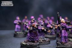 Slaanesh Cultists Painted-9