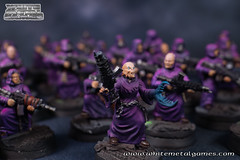 Slaanesh Cultists Painted-6