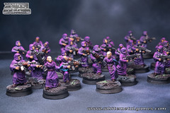 Slaanesh Cultists Painted-4