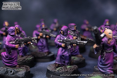 Slaanesh Cultists Painted-7