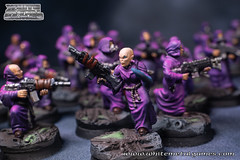 Slaanesh Cultists Painted-8