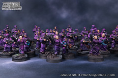 Slaanesh Cultists Painted-2