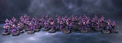 Slaanesh Cultists Painted-1