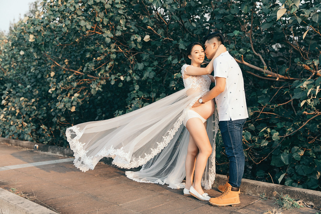 台南孕婦寫真|給你一波時尚又唯美的孕婦寫真特輯|愛情街角