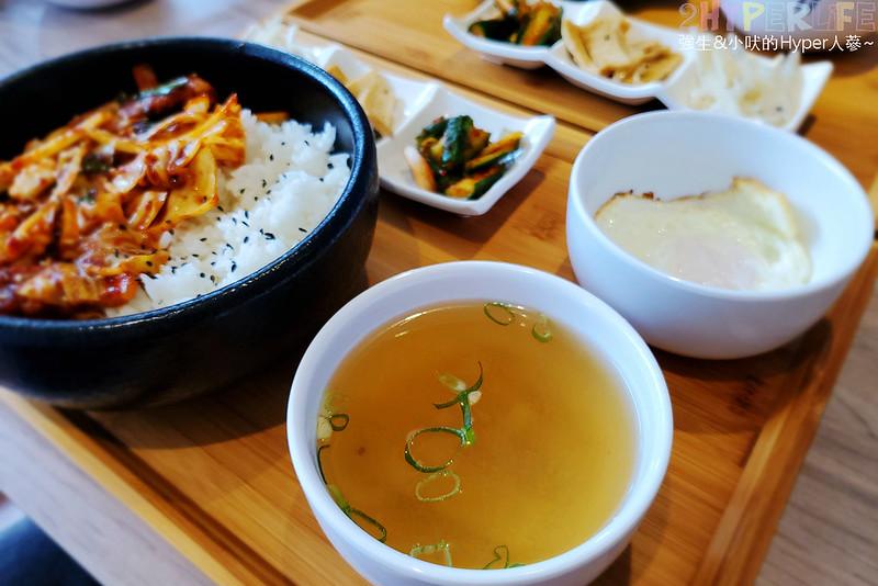 49612006608 991ac887ca c - 必吃湯頭濃郁口味道地的辣豆腐鍋,崔基虎韓國料理還有韓國街頭常見的黑糖煎餅喔~