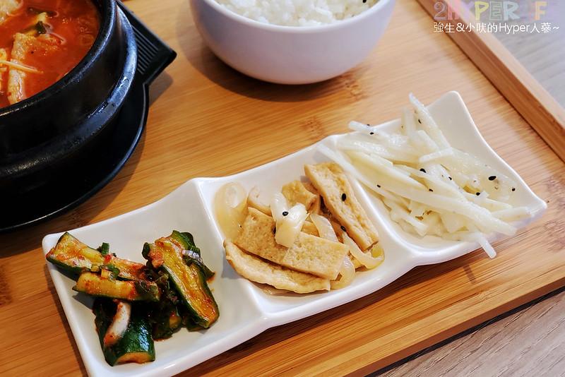 49612006643 0deaf9b970 c - 必吃湯頭濃郁口味道地的辣豆腐鍋,崔基虎韓國料理還有韓國街頭常見的黑糖煎餅喔~