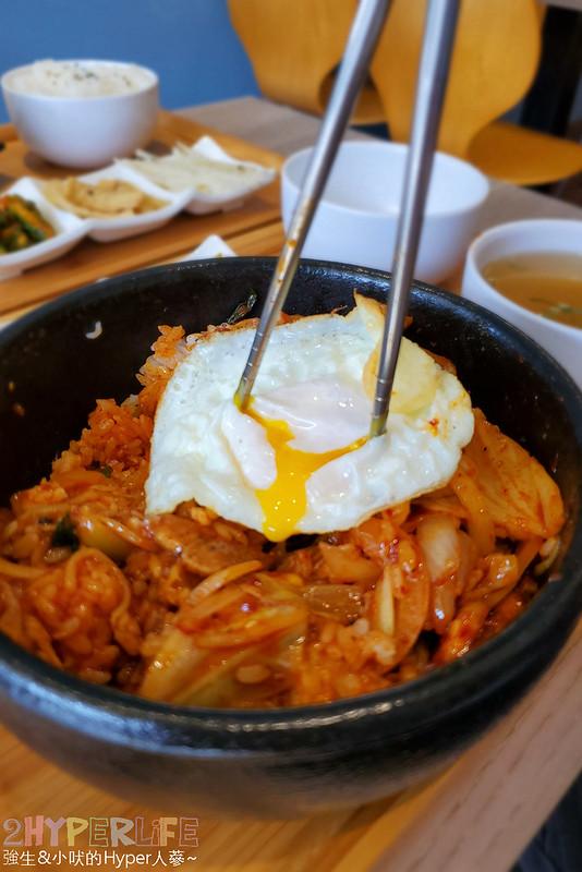 49612782757 41a604ed01 c - 必吃湯頭濃郁口味道地的辣豆腐鍋,崔基虎韓國料理還有韓國街頭常見的黑糖煎餅喔~