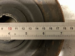 """111105251 Pulley - Crankshaft • <a style=""""font-size:0.8em;"""" href=""""http://www.flickr.com/photos/33170035@N02/49613595991/"""" target=""""_blank"""">View on Flickr</a>"""