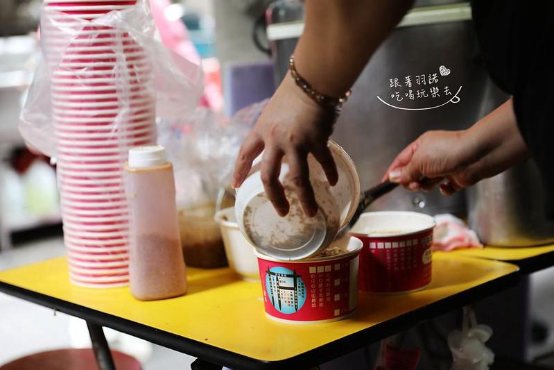 小洪麵線鴉片粥 雙連市場內用免費加粥吃到飽13