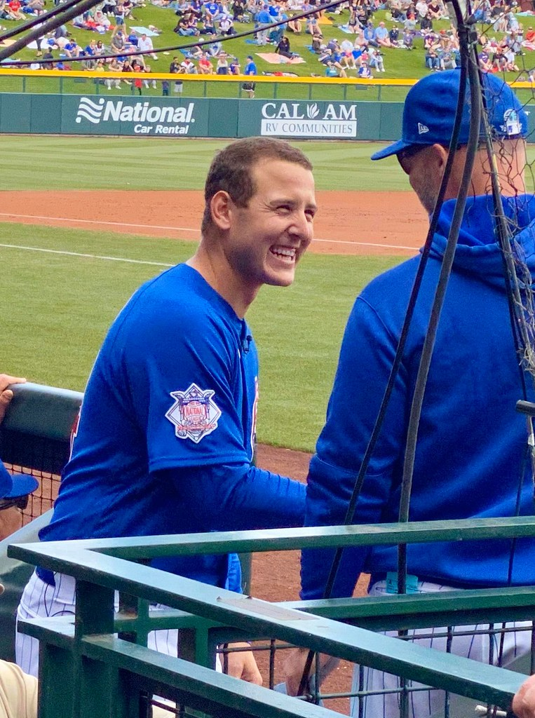 Cubs Photos: Baseball, 2020, chicago, cubs, Anthony  Rizzo
