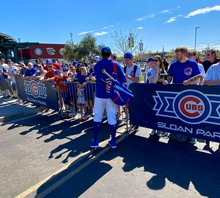 Chicago Cubs 2020 Spring Training Gallery 9 Photos