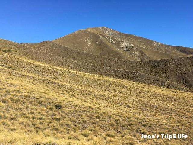綿延的山丘非常美