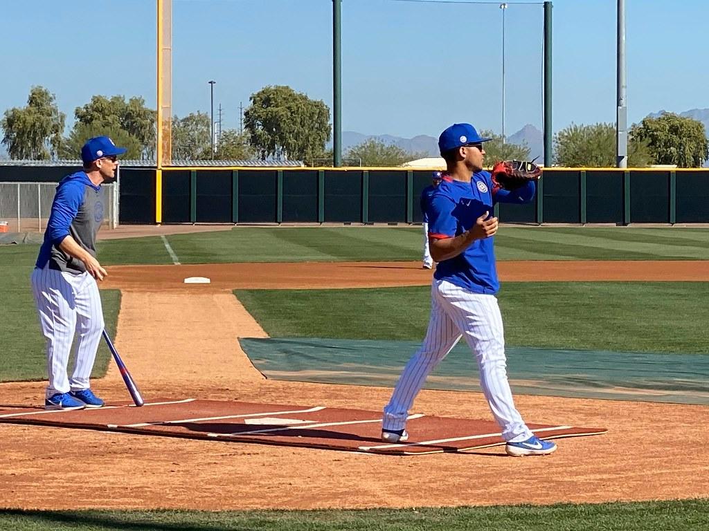 Cubs Photos: Baseball, 2020, chicago, cubs, Willson  Contreras