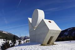 Monument National à la Résistance @ Plateau des Glières