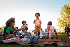 """The MAthews Family enjoying the Family Picnic • <a style=""""font-size:0.8em;"""" href=""""http://www.flickr.com/photos/153982343@N04/49614661433/"""" target=""""_blank"""">View on Flickr</a>"""