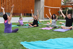 """FamilyYoga • <a style=""""font-size:0.8em;"""" href=""""http://www.flickr.com/photos/153982343@N04/49614666488/"""" target=""""_blank"""">View on Flickr</a>"""