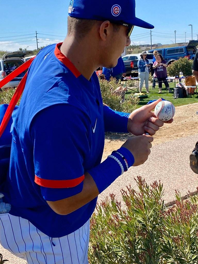 Cubs Photos: Baseball, 2020, chicago, cubs, Miguel  Amaya
