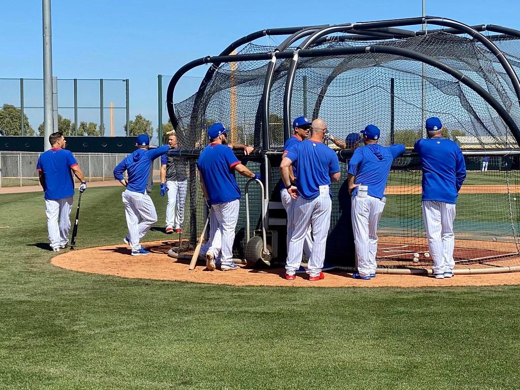 Cubs Photos: Baseball, 2020, chicago, cubs, David  Ross