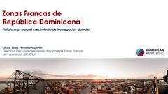 """Participamos en el evento Zonas Francas de la República Dominicana • <a style=""""font-size:0.8em;"""" href=""""http://www.flickr.com/photos/137394602@N06/49614861341/"""" target=""""_blank"""">View on Flickr</a>"""