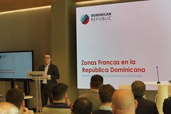 "Participamos en el evento Zonas Francas de la República Dominicana • <a style=""font-size:0.8em;"" href=""http://www.flickr.com/photos/137394602@N06/49615121462/"" target=""_blank"">View on Flickr</a>"