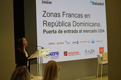 "Participamos en el evento Zonas Francas de la República Dominicana • <a style=""font-size:0.8em;"" href=""http://www.flickr.com/photos/137394602@N06/49615121482/"" target=""_blank"">View on Flickr</a>"