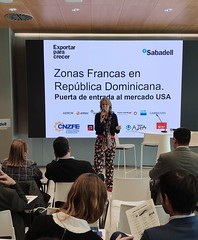 "Participamos en el evento Zonas Francas de la República Dominicana • <a style=""font-size:0.8em;"" href=""http://www.flickr.com/photos/137394602@N06/49615121507/"" target=""_blank"">View on Flickr</a>"