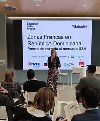 """Participamos en el evento Zonas Francas de la República Dominicana • <a style=""""font-size:0.8em;"""" href=""""http://www.flickr.com/photos/137394602@N06/49615121507/"""" target=""""_blank"""">View on Flickr</a>"""