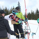 Summit Lake NGSL Race March 2020