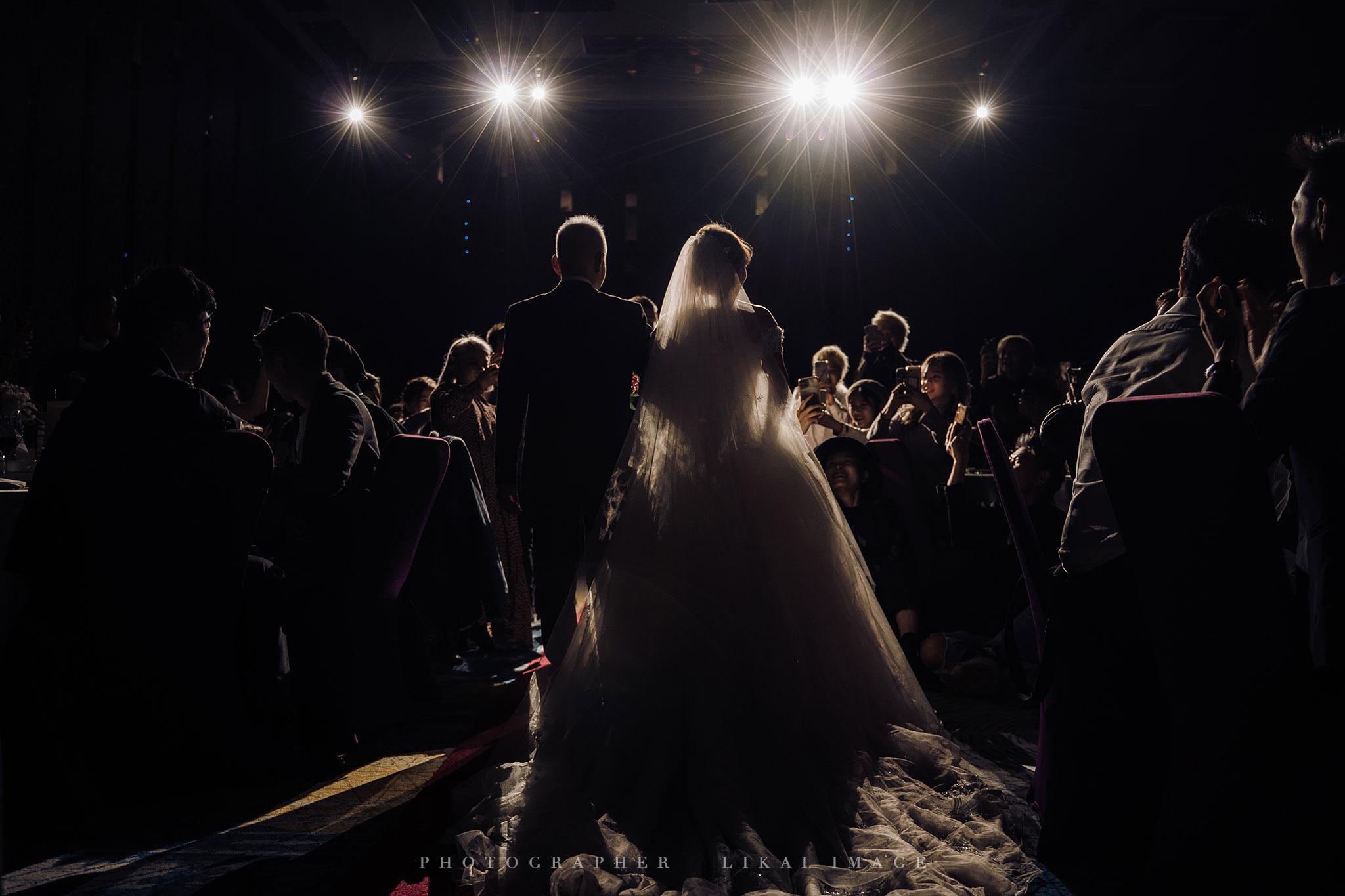 婚禮紀錄 - Elga & Ken - 希爾頓酒店