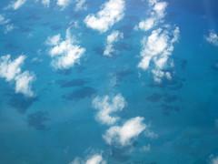 Exuma Sound & clouds (Bahamas) (25 March 2011) 1