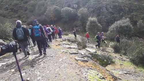Senderismo Ruta El Poyo Comarca de Aliste en Zamora Fotografía  Inmaculada Garcia (4)