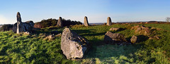 Photo of alkey brae stone circle