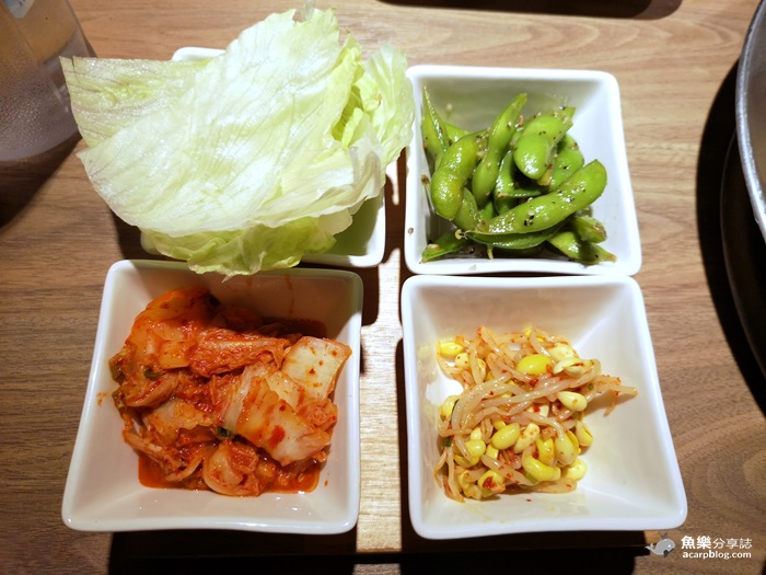 【台北內湖】小豬樂石韓國火山石烤肉專賣店 韓國烤肉吃到飽 @魚樂分享誌