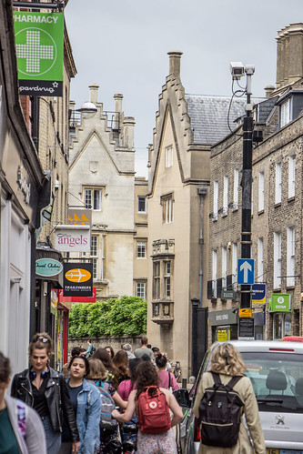 Sidney Street, Cambridge, England