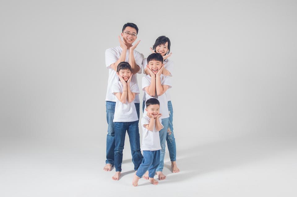 台南全家福 ZZ | 屬於全家人的幸福回憶