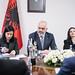 Wspólna wizyta w Albanii