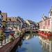 Petite Venise de Colmar - Quai de la Poissonnerie