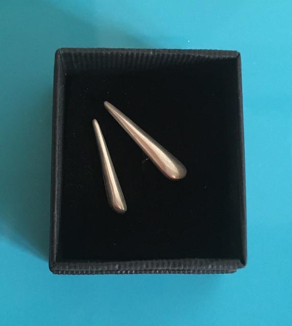 Ramsey Teena: 'Silver Earrings'