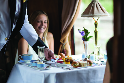 Belmond British Pullman London's Luxury Train - Dining