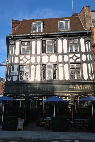 Old Tudor House in Marylebone