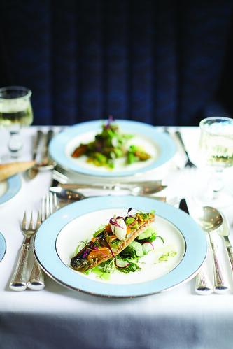Belmond British Pullman London's Luxury Train - Dining