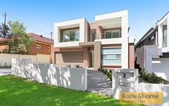 3 Warraba Street, Hurstville NSW