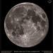 Mjesec star 15,5 dana, 12.4.2017.