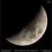 Mjesec star 6,3 dana, 2.4.2017.