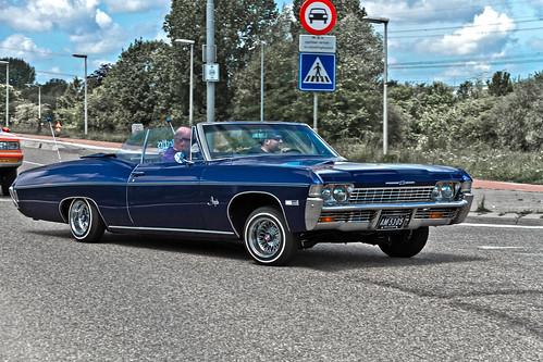 Chevrolet Impala Convertible 1968 (2355)
