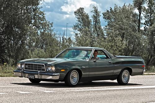 Ford Ranchero 500 1973 (2542)
