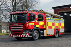 Photo of SF10 GWE Scottish Fire and Rescue Service