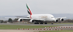 Photo of A6-EEE Emirates Airbus A380-861 3