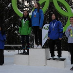Teck U14 Race hosted by Cypress Ski Club, March 2020