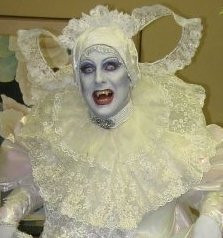 Sean Brown as Vampire Lucy Westenra from the 1991 movie, Bram Stoler's Dracula